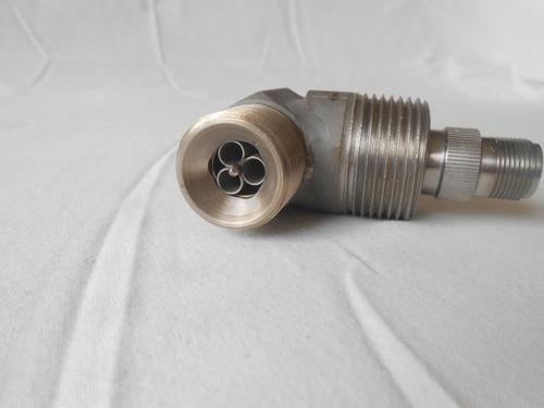 medidor de flujo de turbina omega ftb-104-ce 2-pin