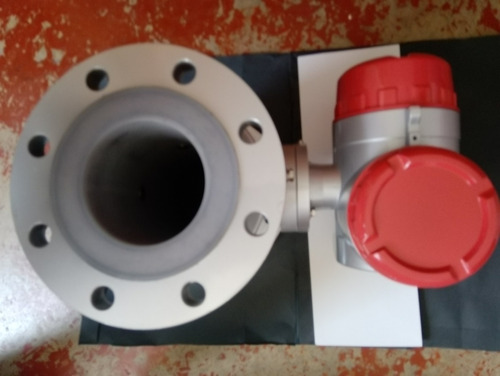 medidor de flujo tipo magnético tekmag tm03 - 2 pulgadas