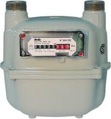 medidor de gas domiciliario, 6m3 garantía, envíos todo país