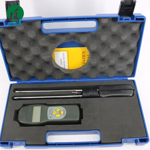 medidor de humedad en granos mc7825g - 36 tipos de granos