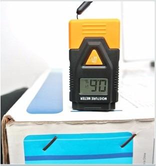 medidor de humedad en madera y otros materiales