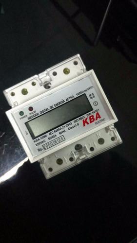 medidor de luz para departamentos