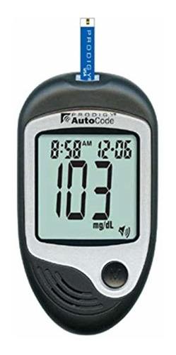 medidor de monitoreo de glucosa en sangre - prodigy