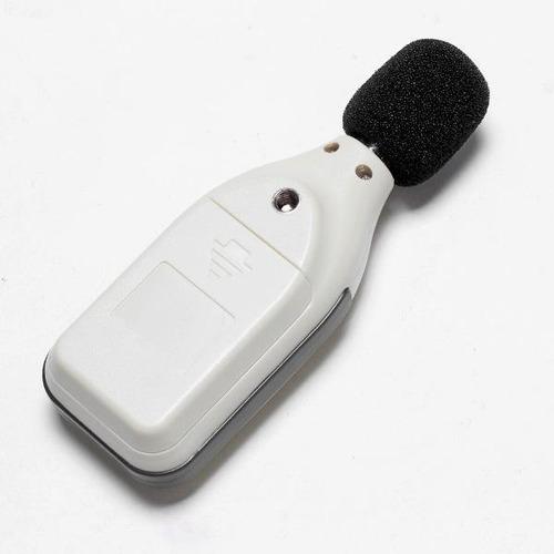 medidor de nivel de sonido en decibeles ruido 30-130 dba