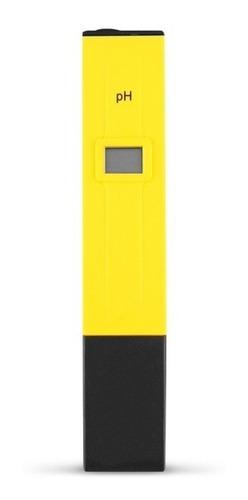 medidor de ph digital agua tester peachimetro 14 ph full
