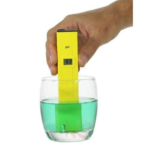 medidor de ph digital - aquários água doce, salgada, lagos