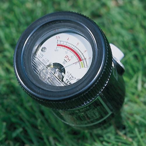 medidor de ph y humedad del suelo kelway original