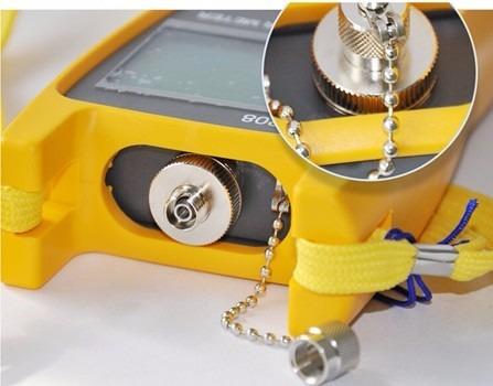 medidor de potencia de fibra óptica power meter
