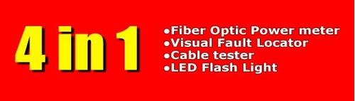 medidor de potencia óptica proskit mt-7602