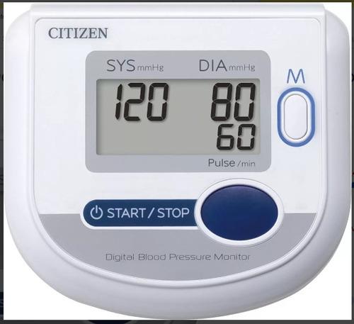 medidor de presion arterial de brazo citizen off crazyshop