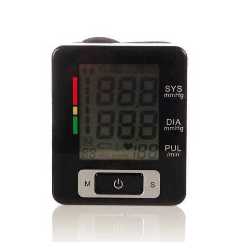 medidor de presión de muñeca - tensiometro digital