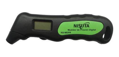 medidor de presion neumaticos digital nisuta ns-mepr