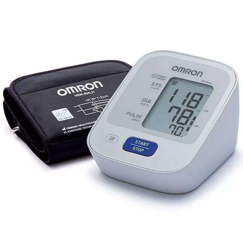 27be7997c Medidor De Pressão Arterial De Braço Omron Hem-7122 Original - R  179