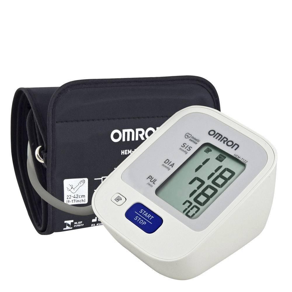 25db92d8c medidor de pressão arterial de braço omron hem-7122 original. Carregando  zoom.