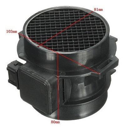 medidor de sensor de flujo de aire masivo para volvo bmw e46