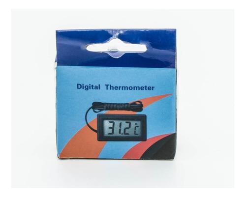 medidor de temperatura digital nevera congelador incubadora