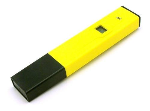 medidor digital de ph peachimetro