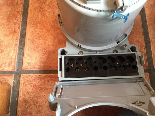medidor digital electronico abb industrial fm 5a 220 voltios