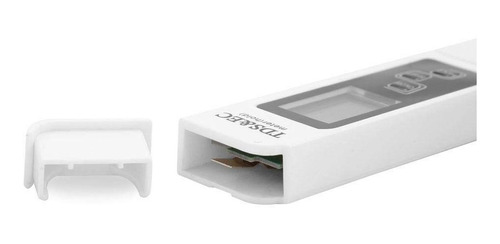 medidor digital multifuncional tds ec temperatura c/estuche