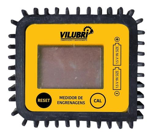 medidor digital vilubri com 5 dígitos para óleo lubrificante