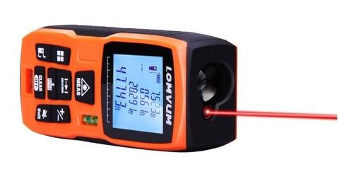 medidor distancia laser 120m telemetro