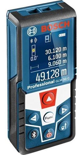 medidor distancia laser bosch glm 50 c 50m bluetooth oferta