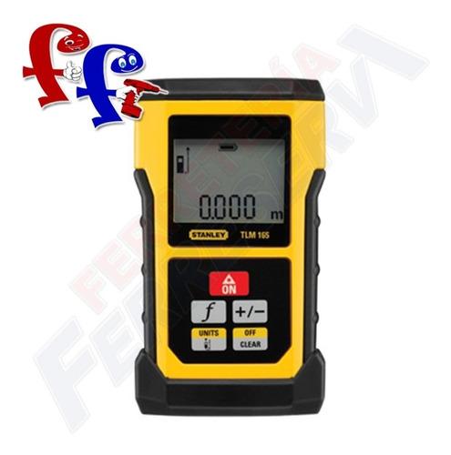 medidor distancia laser digital stanley tlm165 manual 50mt
