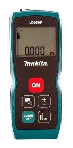 medidor distancia láser makita alcan50mt ld050p soundgroup.