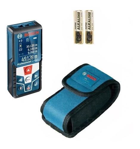 medidor distancia telemetro laser bosch glm 50 c bluetooth