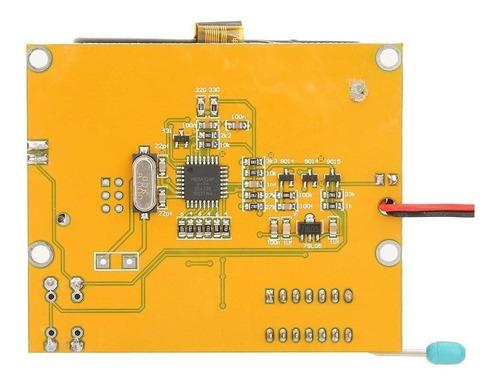 medidor esr meter lcr-t4 -resistores, indutores, capacitores