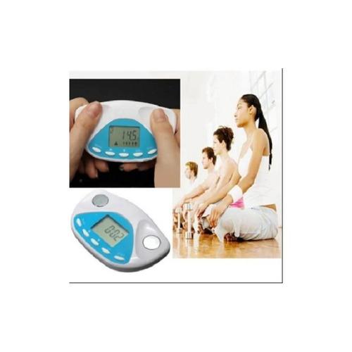medidor imc gordura corporal analisador portatil 8 memorias