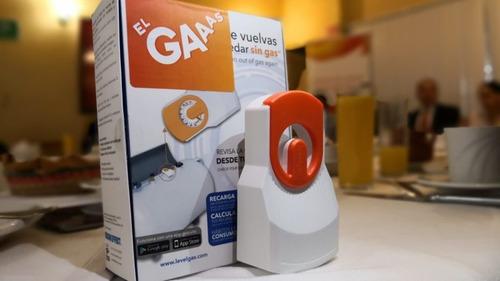 medidor inalámbrico levelgas 2.0sigfox para gas estacionario instalación gratis cdmx