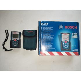 Medidor Laser De Distancia Bosch Dle 50 Profesional.