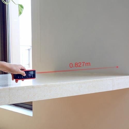 medidor láser de distancia digital 40 metros telemetro