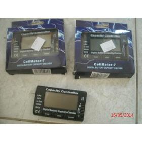 Medidor Monitor Células Bateria Cellmeter-7 Lipo Life Nicd