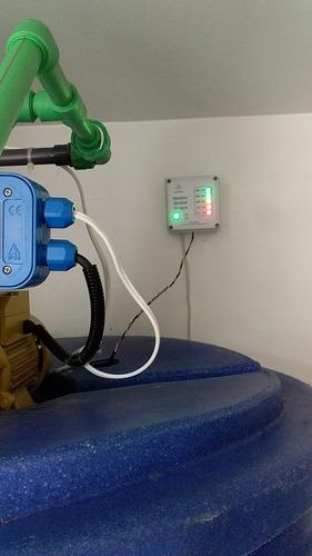 medidor nivel de agua para tanques fabricación e instalación