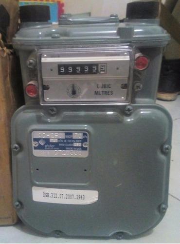 medidor para gas american meter de 1
