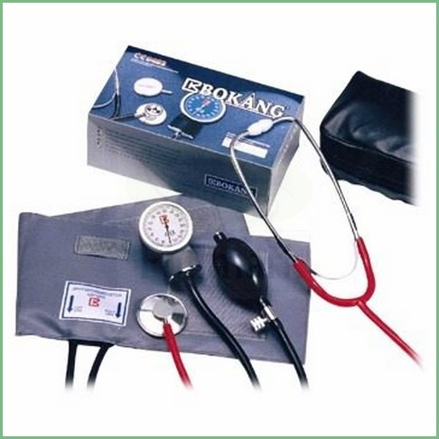 Medidor Presion Arterial Estetoscopio Analogico