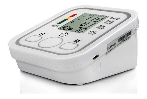 medidor presión arterial / tensionometro digital / cardíaco