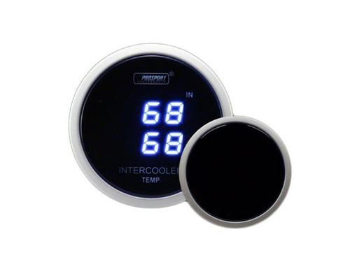 medidor prosport temperatura de intercooler 52mm digital