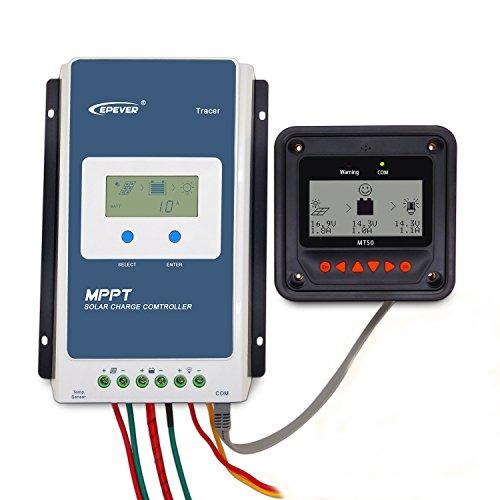 medidor remoto epsolar mt50 serie para leer los datos de la