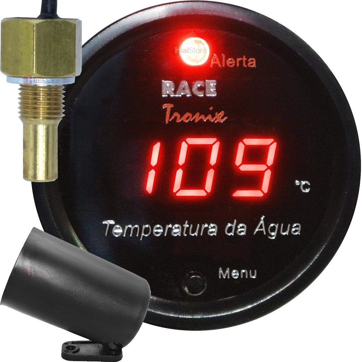 2f81c59bfaf medidor temperatura água carro motor marcador relógio painel. Carregando  zoom.
