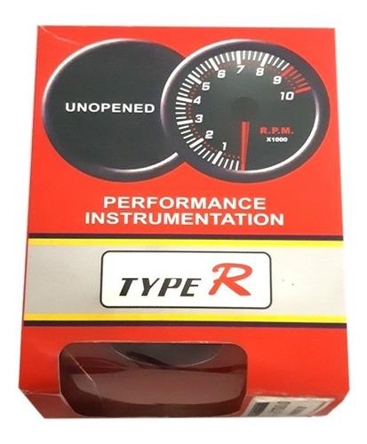 medidor temperatura type r escape exhaust 2 manometro inch