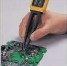 medidor tester de diodos capacitancias resistencias
