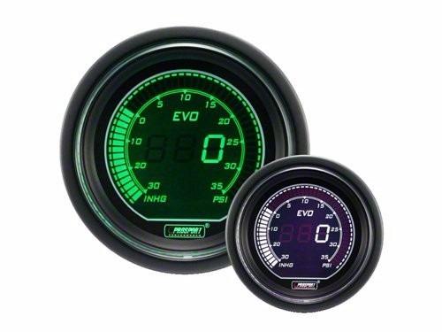 medidor turbo boost prosport vw audi seat universal  gcp