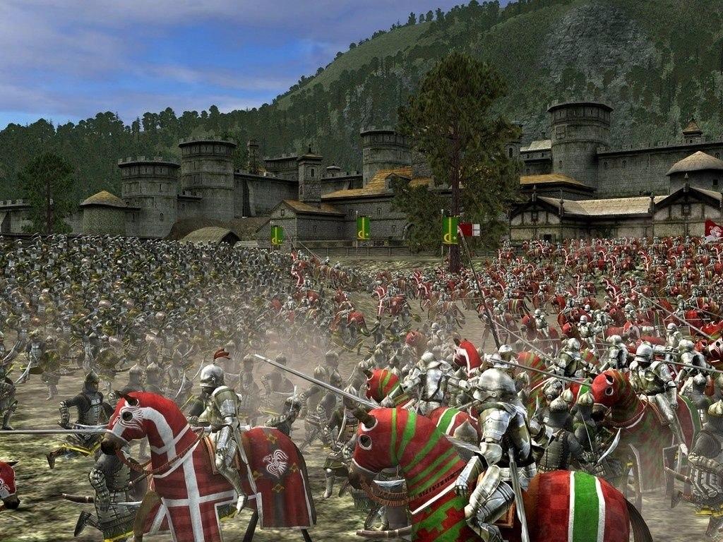Medieval 2 Total War+ Expansion Kingdoms En Español -digital