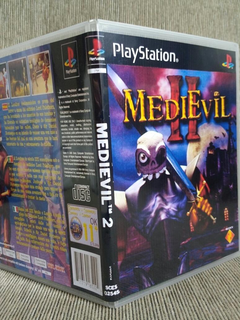 Medievil 2 patch