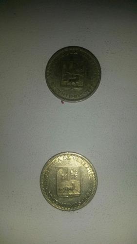 medio 50 céntimos república de venezuela año 1965