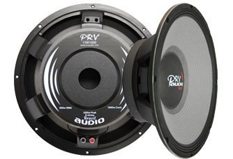medio bajo 15  prv audio 15w1600