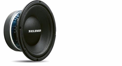 medio bajo selenium jbl auto 500w rms 250 sonido para carro